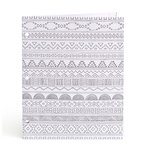American Crafts - Hall Pass Collection - Adult Coloring - Folder - Tribal