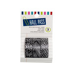 American Crafts - Hall Pass Collection - Adult Coloring - Washi Tape - Sketch Mark