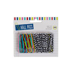 American Crafts - Hall Pass Collection - Adult Coloring - Paper Clips - Multicolor - 2 Inches