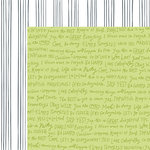 American Crafts - Happy Place Collection - 12 x 12 Double Sided Paper - Be Free