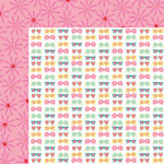 American Crafts - Dear Lizzy Collection - Happy Place - 12 x 12 Double Sided Paper - Sunshine State