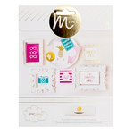 Heidi Swapp - American Crafts - MINC Collection - Dear Lizzy - Happy Place - Gallery Wall Prints