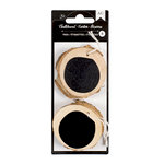 American Crafts - Chalkboard Tags - Wood