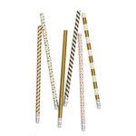 American Crafts - Pencils - Gold