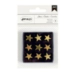 American Crafts - Push Pins - Gold Stars