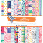 American Crafts - Amy Tangerine Collection - Better Together - 12 x 12 Paper Pad