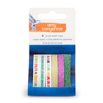 American Crafts - Amy Tangerine Collection - Better Together - Washi Tape - Glitter