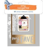 American Crafts - Amy Tangerine Collection - Better Together - Overlays