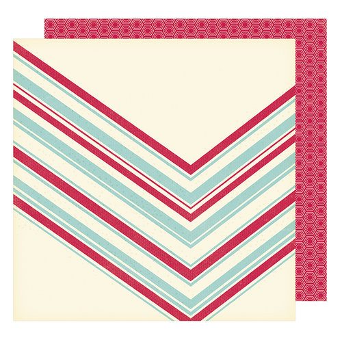 American Crafts - Starshine Collection - 12 x 12 Double Sided Paper - Ranger