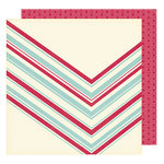 American Crafts - Shimelle Collection - Starshine - 12 x 12 Double Sided Paper - Ranger