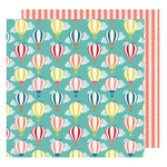 American Crafts - Starshine Collection - 12 x 12 Double Sided Paper - Spitzer