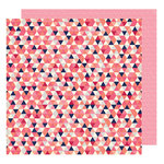 American Crafts - Shimelle Collection - Starshine - 12 x 12 Double Sided Paper - Artemis