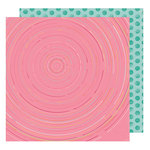 American Crafts - Starshine Collection - 12 x 12 Double Sided Paper - Phoenix