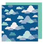 American Crafts - Starshine Collection - 12 x 12 Double Sided Paper - Rosetta