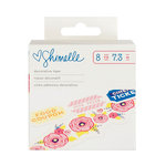 American Crafts - Shimelle Collection - Starshine - Die Cut Washi Tape