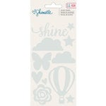 American Crafts - Starshine Collection - Acrylic Shapes