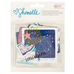 American Crafts - Shimelle Collection - Starshine - Ephemera