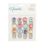 American Crafts - Shimelle Collection - Starshine - Epoxy Paper Clips
