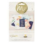 Heidi Swapp - American Crafts - MINC Collection - Shimelle - Starshine - Ephemera