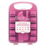 American Crafts - Knock Outs - Craft Punch Set