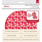 American Crafts - Valentines 2017 Collection - Fortune Cookie Kit