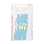 American Crafts - Memory Planner Collection - A1 Cards and Envelopes