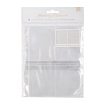 American Crafts - Memory Planner Collection - Photo Plastic Sleeves