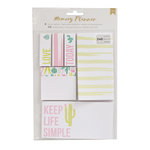 American Crafts - Memory Planner Collection - Sticky Note Pack