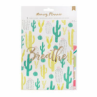 American Crafts - Memory Planner Collection - Dividers with Foil Accents