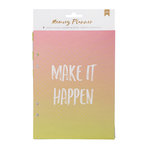 American Crafts - Memory Planner Collection - Pocket Folders