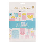 American Crafts - Memory Planner Collection - Insert - Journal - Undated