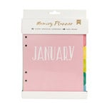 American Crafts - Memory Planner Collection - Starter Kit - 1