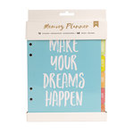 American Crafts - Memory Planner Collection - Starter Kit - 2 - Undated