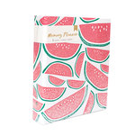 American Crafts - Memory Planner Collection - Binder Only - Watermelon