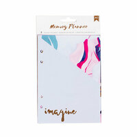 American Crafts - Memory Planner Collection - Marble Crush - Pocket Folders