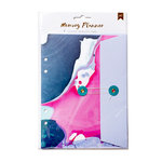 American Crafts - Memory Planner Collection - Marble Crush - Pocket Envelope