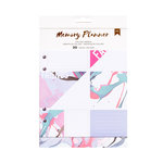 American Crafts - Memory Planner Collection - Marble Crush - Planner Inserts - Event - Collage