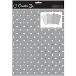 American Crafts - Creative Zen Collection - Adult Coloring - Folder - Geometric
