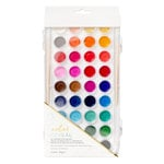 Crate Paper - Color Reveal Collection - Watercolor Set - 36 Colors