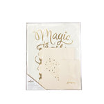 Crate Paper - Color Reveal Collection - Watercolor Print Kit - Magic Is Something You Make