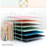 Crate Paper - Desktop Storage - Paper Rack