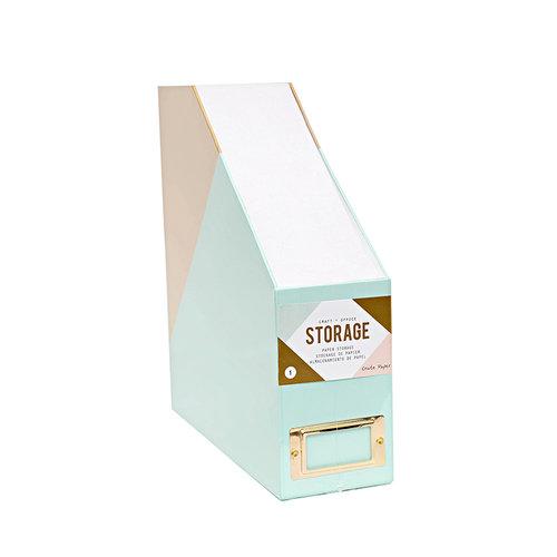 Crate Paper - Desktop Storage - Paper Storage