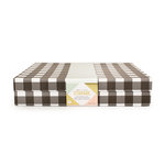 Crate Paper - Desktop Storage - Magnetic Box - Large