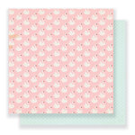 Crate Paper - Gather Collection - 12 x 12 Double Sided Paper - Symphony