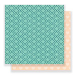 Crate Paper - Gather Collection - 12 x 12 Double Sided Paper - Magical