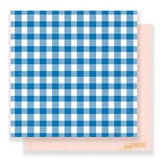 Crate Paper - Gather Collection - 12 x 12 Double Sided Paper - You and Me
