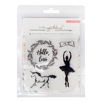 Crate Paper - Gather Collection - Clear Acrylic Stamps