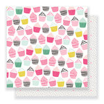 Crate Paper - Heart Day Collection - 12 x 12 Double Sided Paper - So Sweet