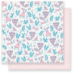 Crate Paper - Chasing Dreams Collection - 12 x 12 Double Sided Paper - Whimsy