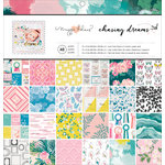 Crate Paper - Chasing Dreams Collection - 12 x 12 Paper Pad